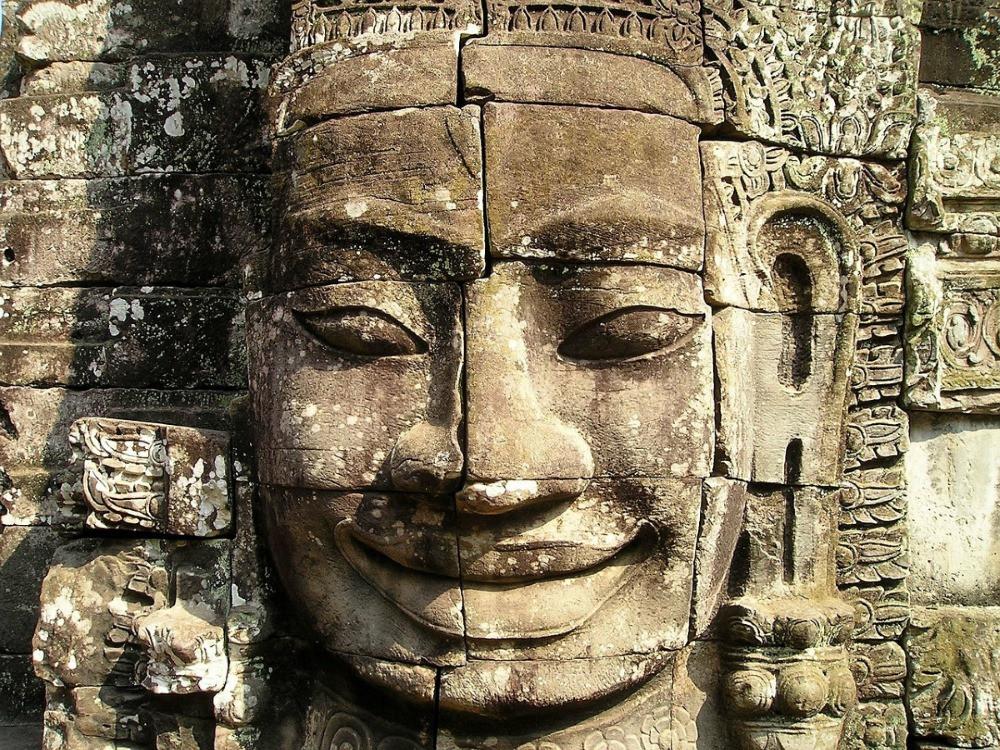 Bouddha Angkor