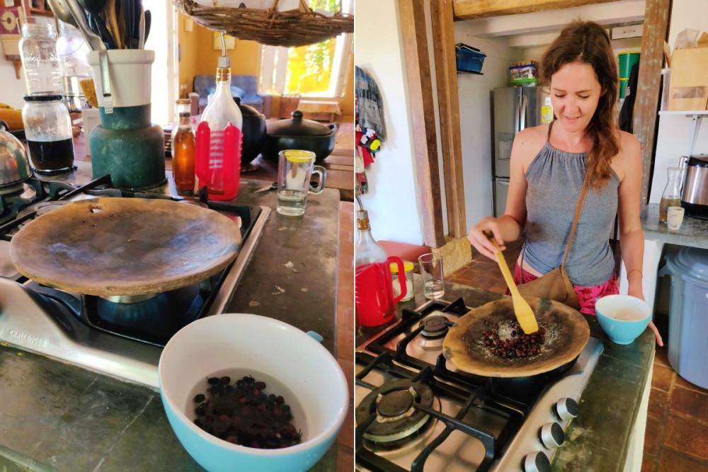 Atelier Cuisine barichara colombie