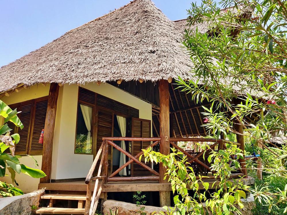 Sevi Boutique Hotel à Matemwe