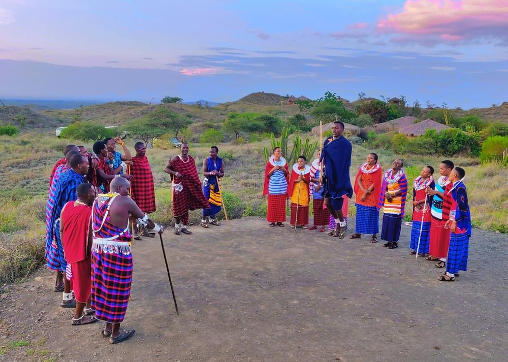 Original Lodge Maasaï tanzanie