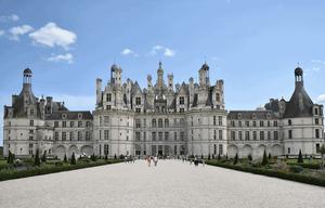 Château de Chambord Monument historique France