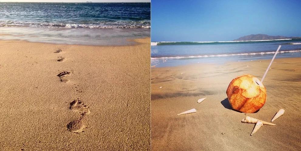 Brasilito Costa Rica plage