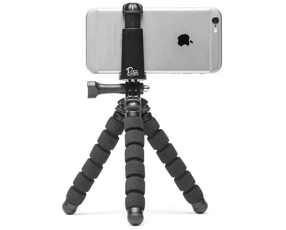 trépied pixter smartphone