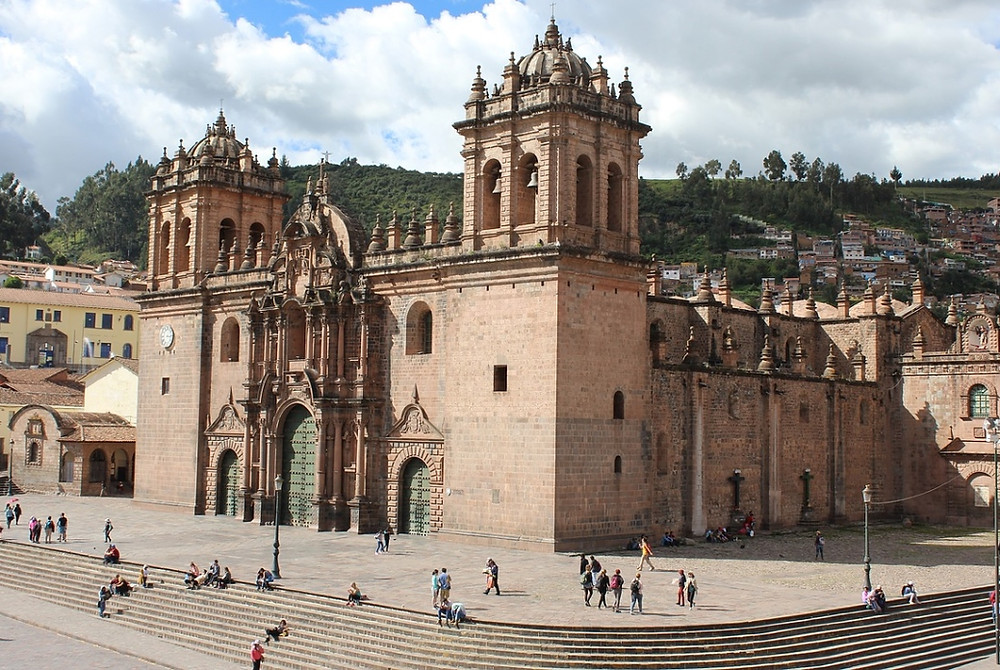 cathedrale Cuzco Perou