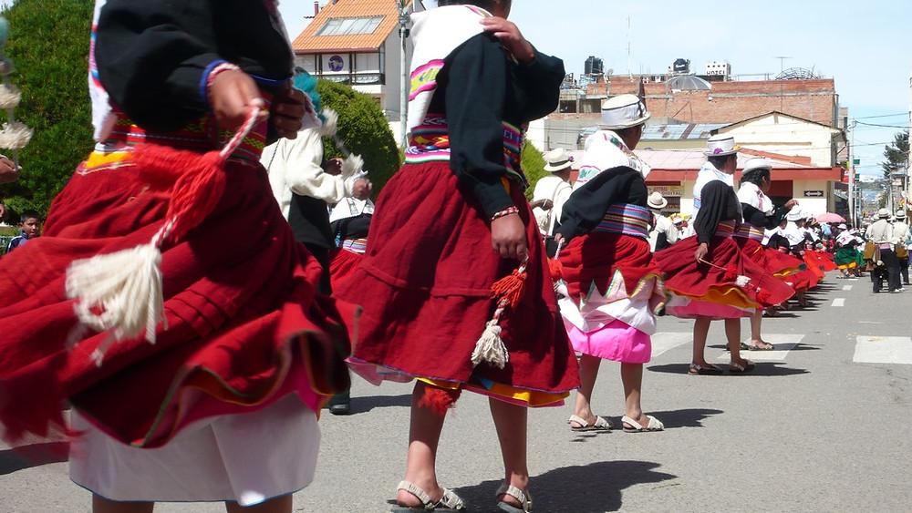 Que faire à Puno Pérou - Festividad de la Virgen de la Candelaria