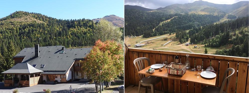Se loger dans les monts du Cantal