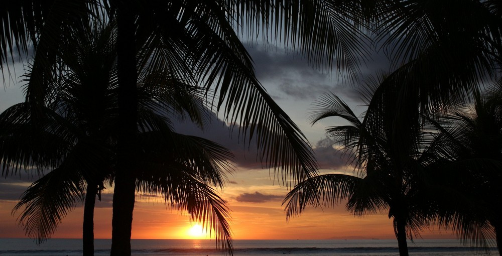 hôtel près de la plage Jaco au Costa Rica