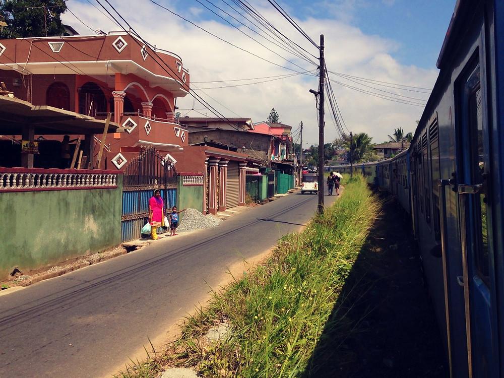 trajet ferroviaire ella kandy