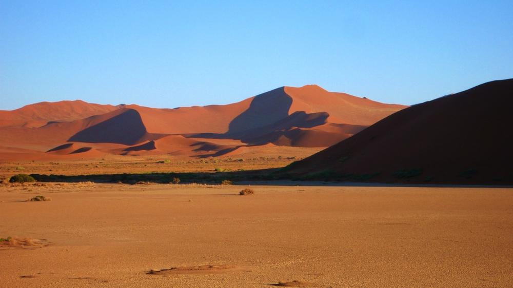 dunes de namibie