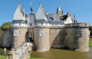 Château des Ducs de Bretagne de Nantes Monument historique France