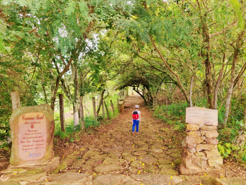 Camino Real Barichara