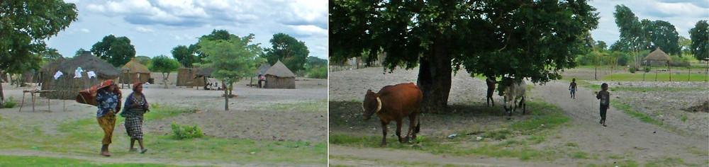 rundu grootfontein namibie