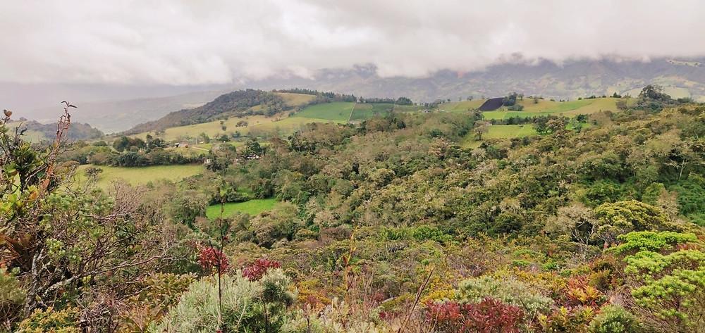 panorama Guatavita