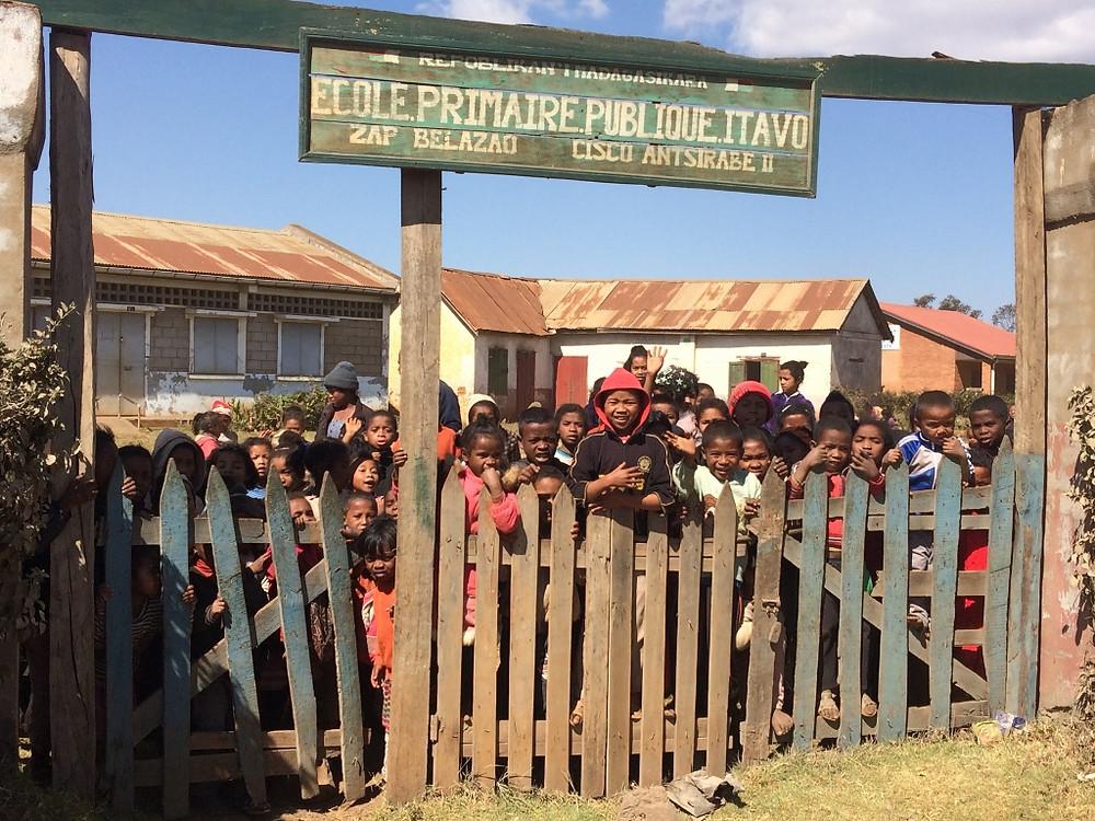 Ecole primaire Madagascar