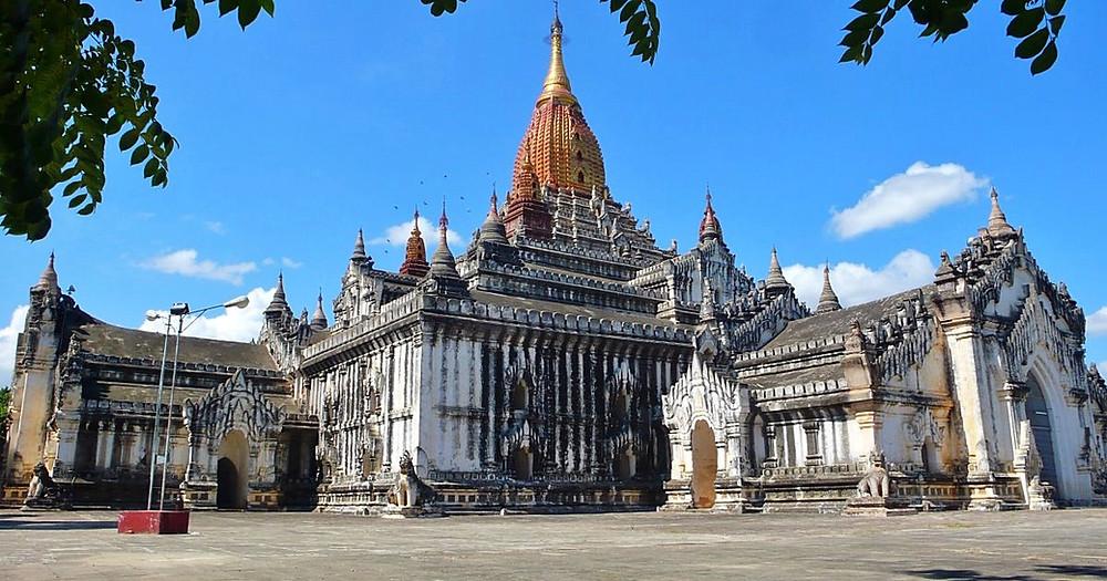 Temple de l'Ananda Bagan