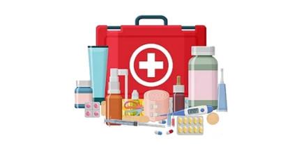 La pharmacie de voyage