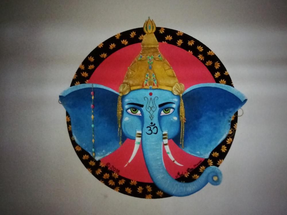 The Ganges Nirvana Community Voyager seule en Inde
