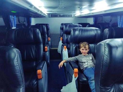 Les Bus de nuit en Colombie