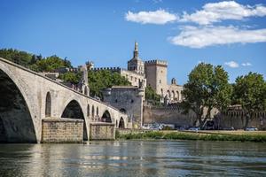 Pont Saint Benezet d'Avignon