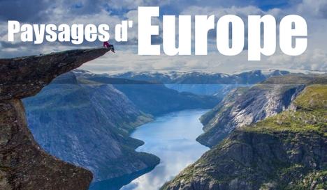 Paysages d'Europe
