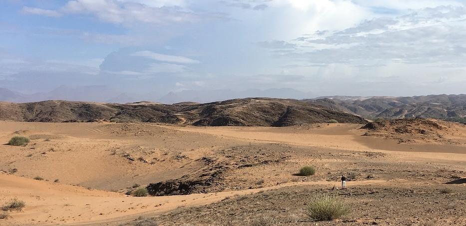 Damaraland Namibie