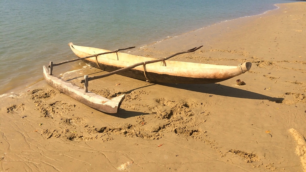 plage mer du mozambique