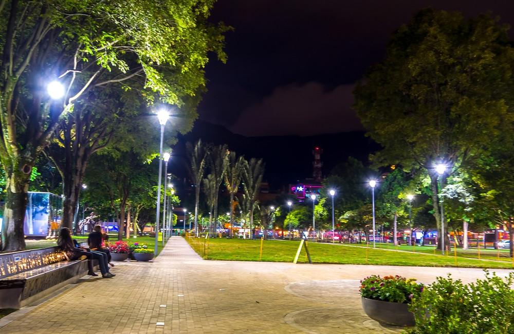 Parque 93 Bogota