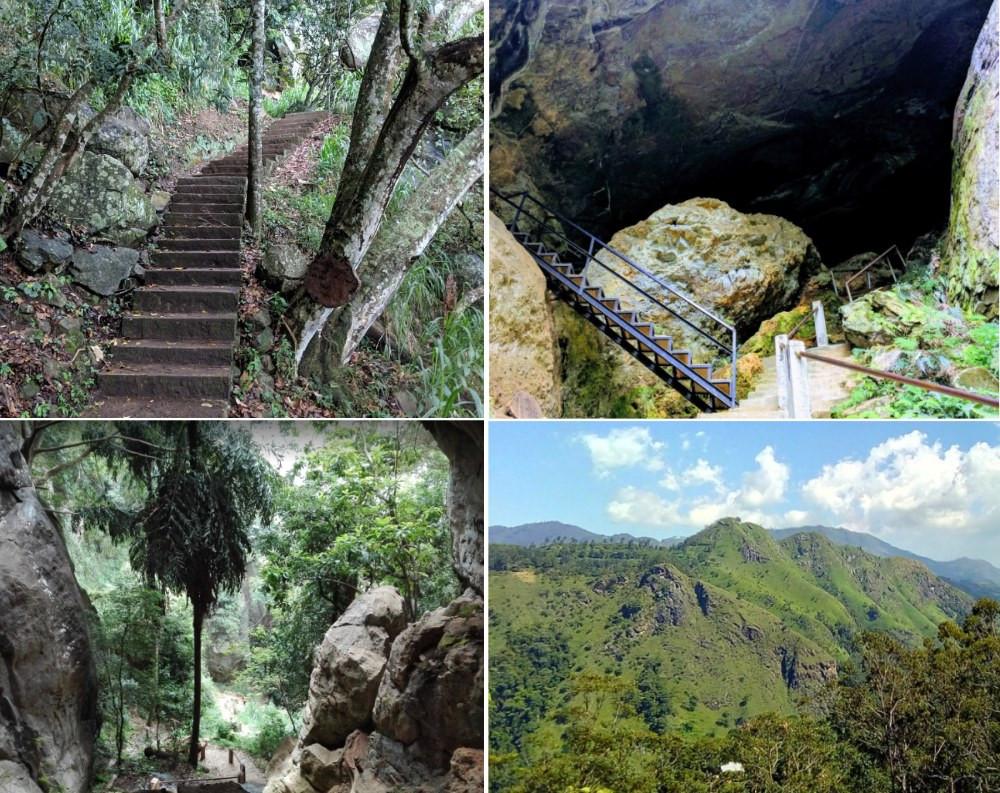 Randonnée à la Grotte de Ravana