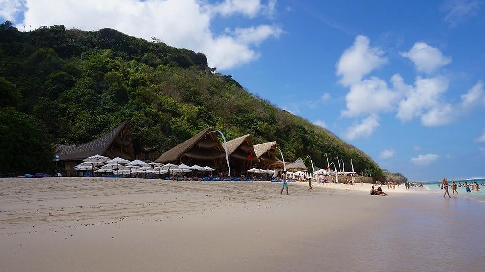 Plage Karma Beach Ungasan Bali Uluwatu
