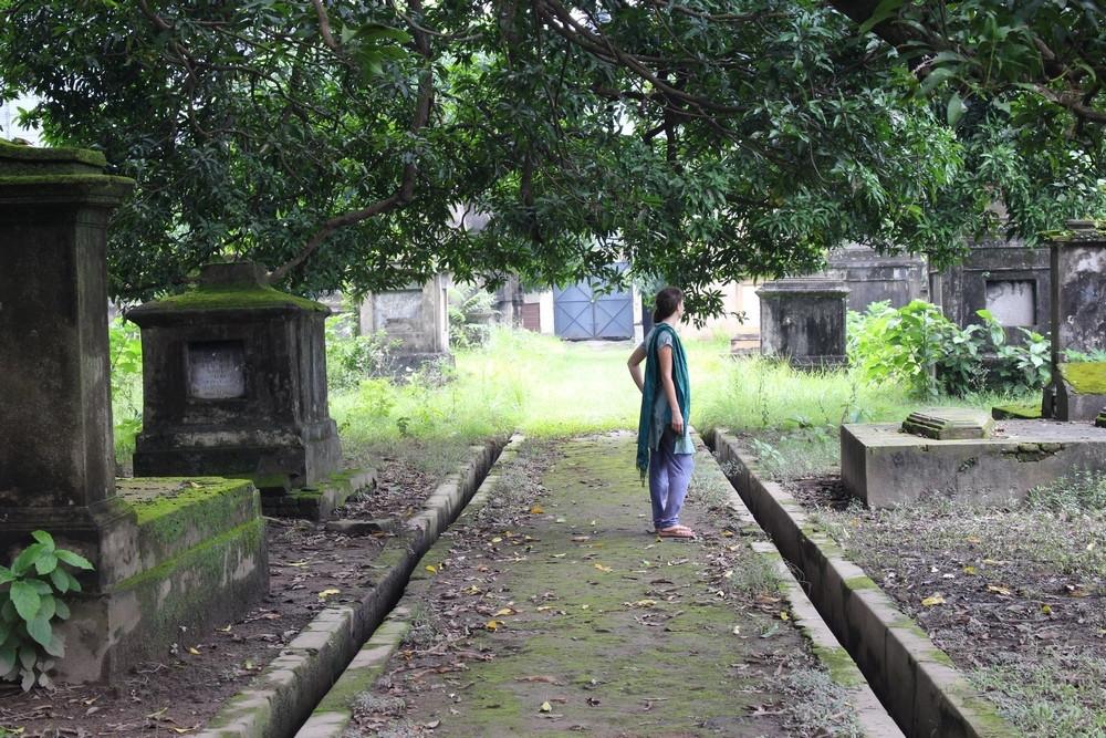 Cimetière de Park Street Calcutta