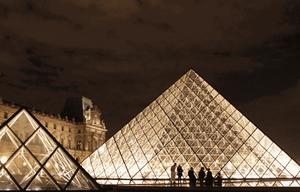Louvre Paris site culturel France