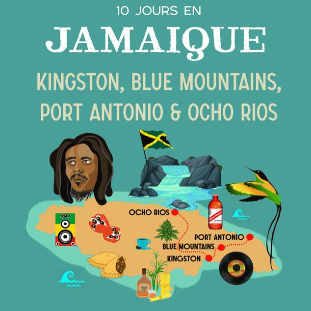 10 jours en Jamaïque