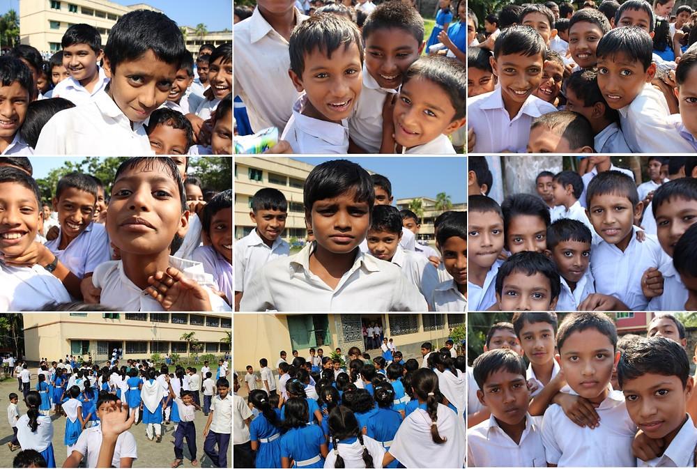 école Mongla Bangladesh