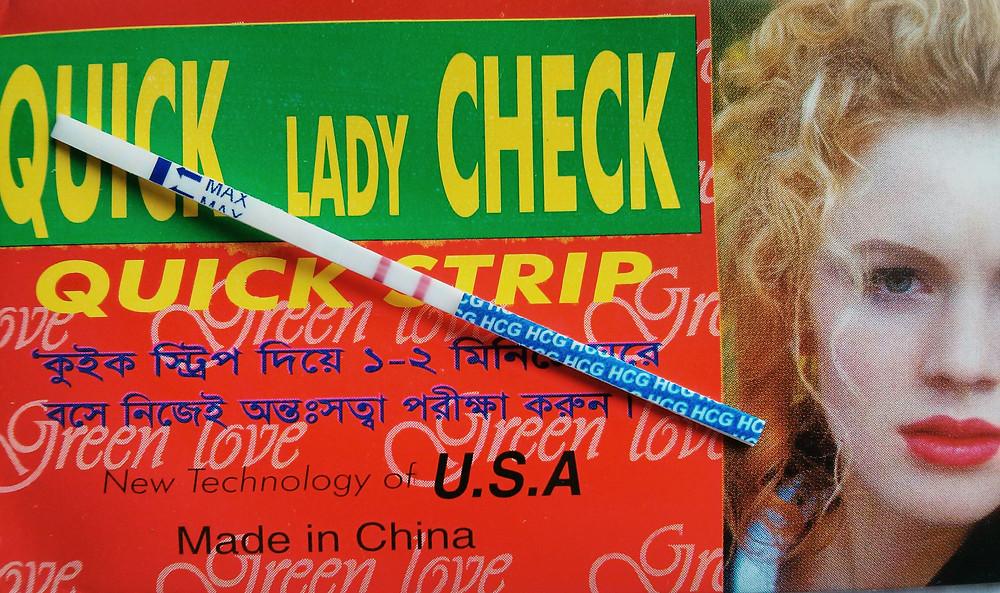 enceinte au bangladesh