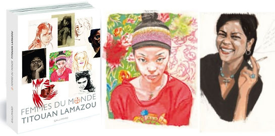 livre femmes du monde