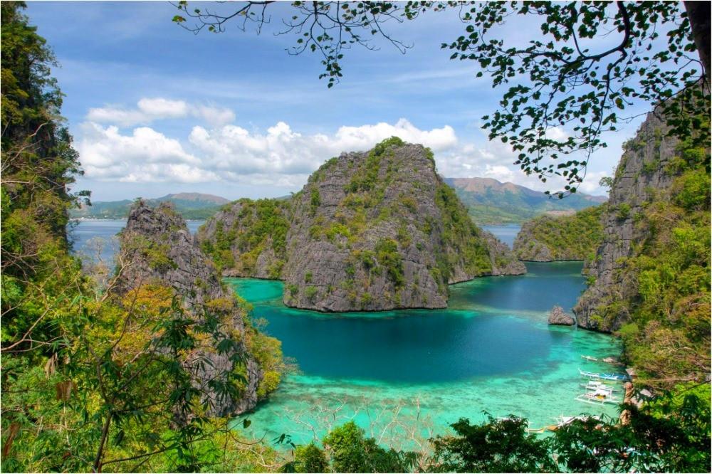 coron philippines kayangan