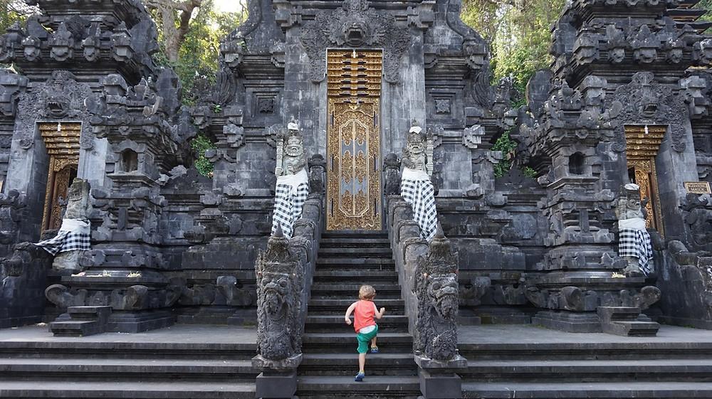 Temple Candi Dasa Bali
