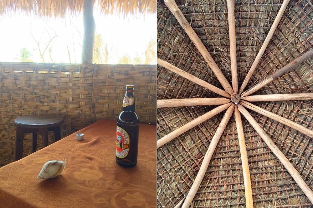 restaurant du centre d'hébergement de Tsaravahiny de Mangily