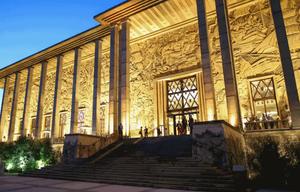 Palais de la Porte Dorée de Paris