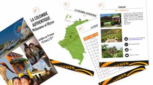 Magelia Colombie Carnet de voyage
