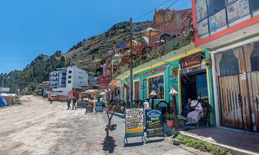 que faire copacabana bolivia