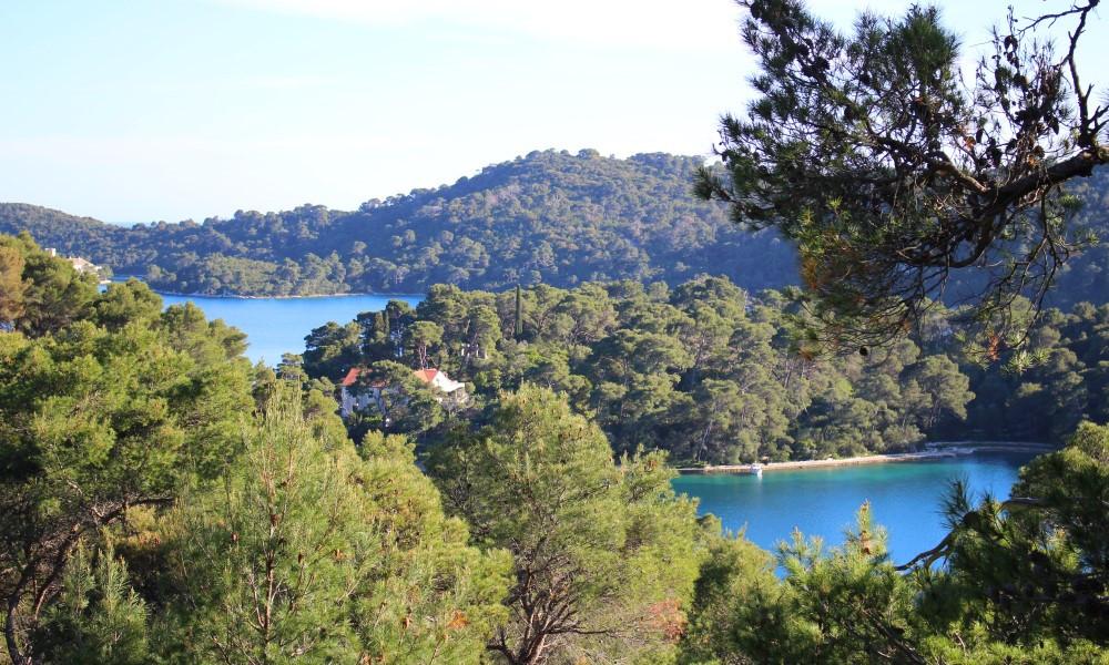 Mljet excursions croatie parc