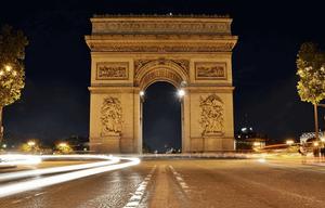 Arc de Triomphe Monument historique France