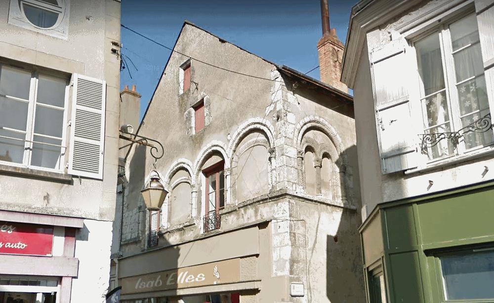 Maison des Templiers Beaugency