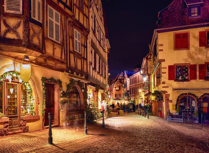 Noël Kaysersberg en Alsace