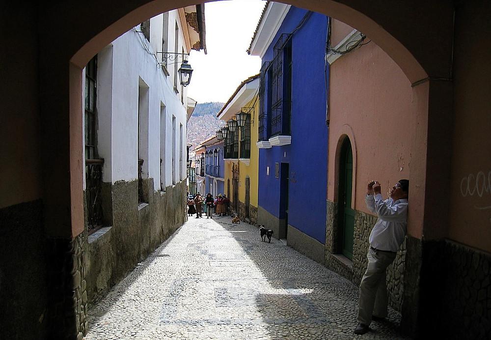 calle Jaen La Paz