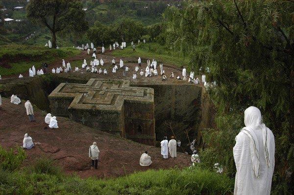 bete gyorgis visite ethiopie