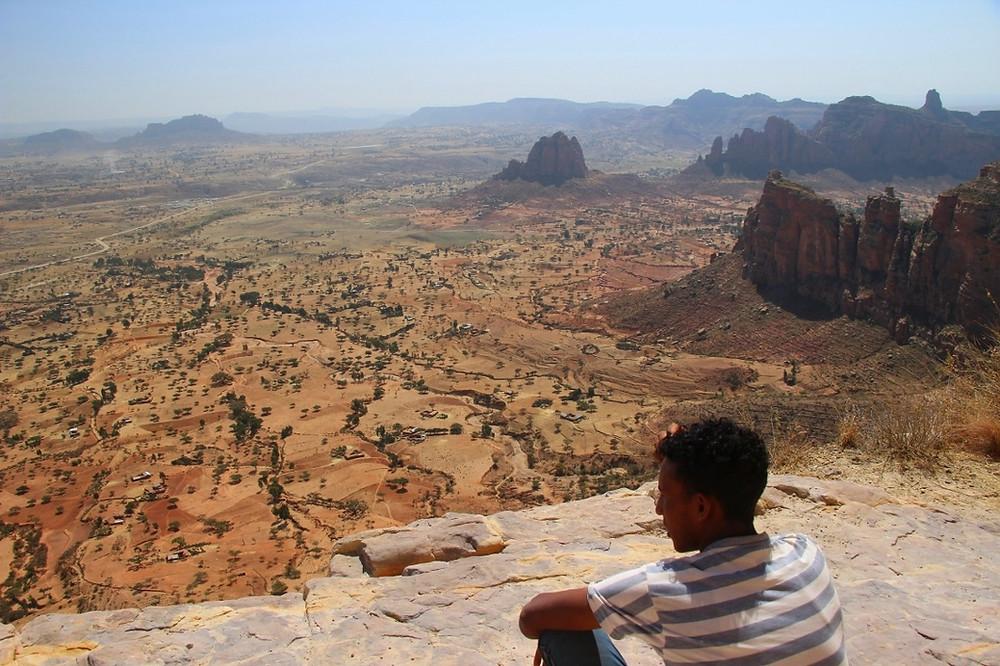 Gheralta Ethiopie