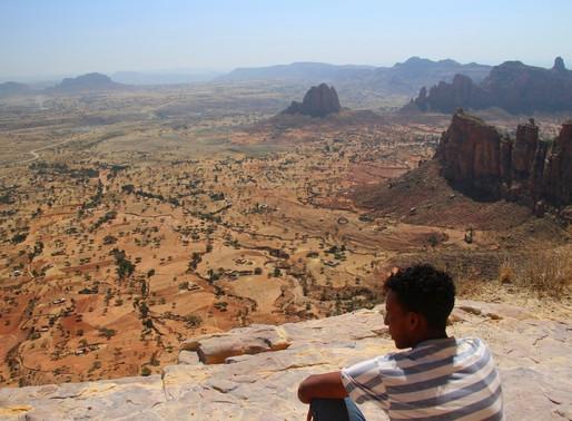 Gheralta et ses églises rupestres en Ethiopie