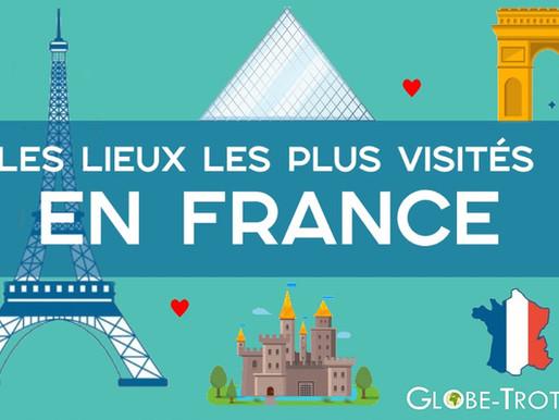 Monuments et attractions touristiques en France